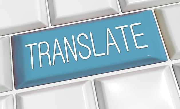 translate key